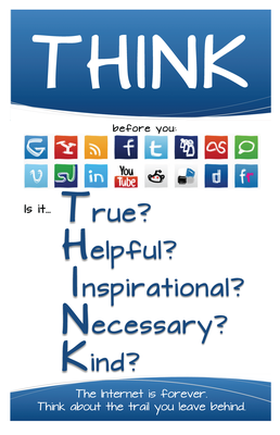 THINK poster 11x17